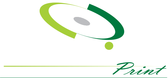 quality print home page logo